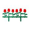"""Забор декоративный садовый """"Цветы"""""""