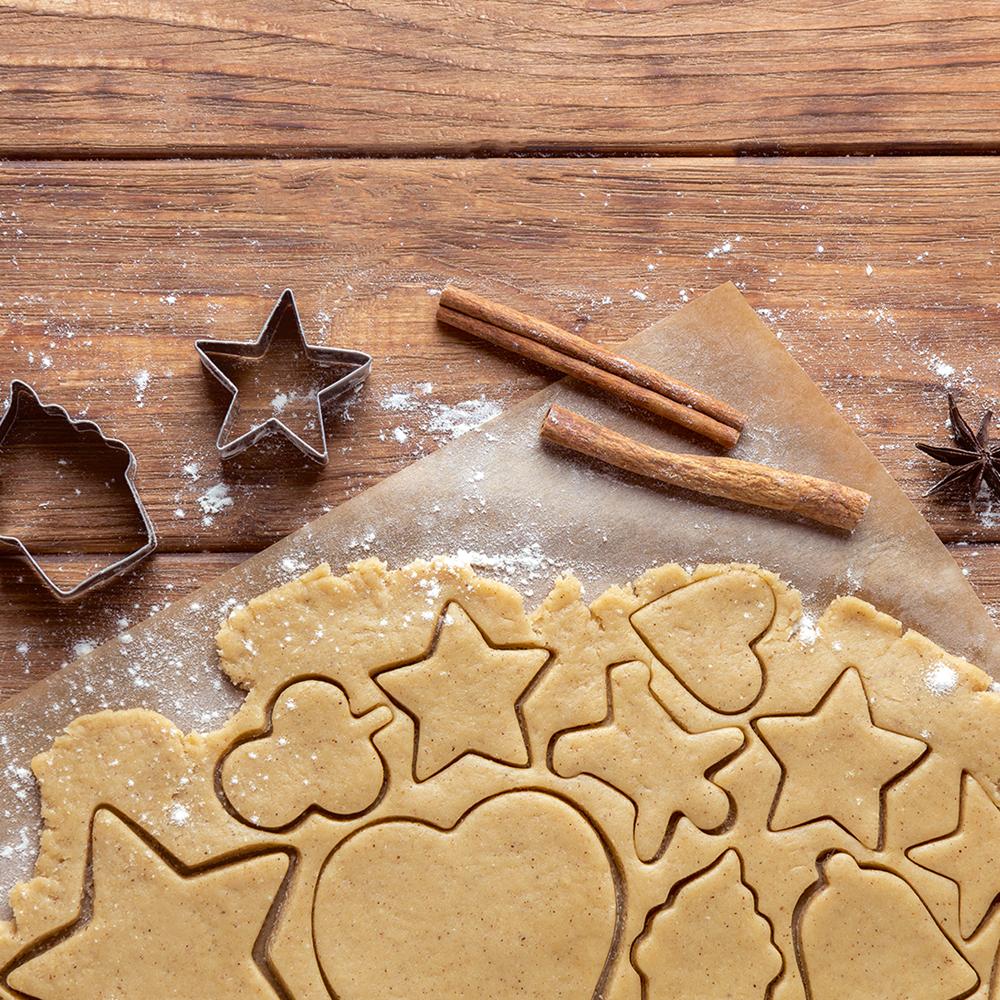Набор форм для печенья, O'Kitchen, 4 шт., в ассортименте
