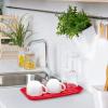 Подставка-сушилка для посуды, O'Kitchen, 35х18 см, в ассортименте