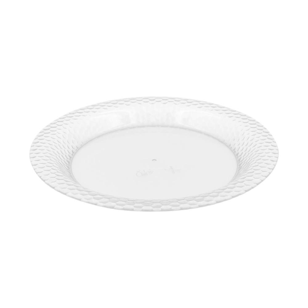 Тарелка, 26 см, в ассортименте