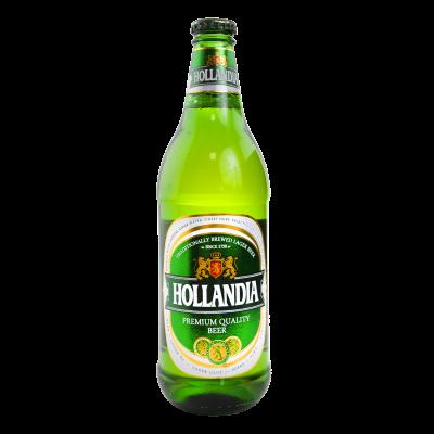 Пиво, Hollandia, 4,5%, 0,45 л