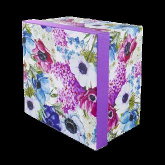 Коробка подарочная, 15х15 см, ЛК: 5200071: купить в Москве и РФ, цена, фото, характеристики