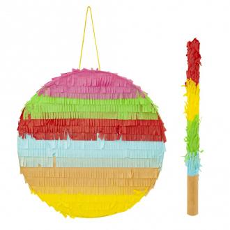 Набор для праздника Пиньята+бита