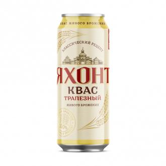 Квас, Яхонт, 0,45 л, ЛК: 1550026: купить в Москве и РФ, цена, фото, характеристики