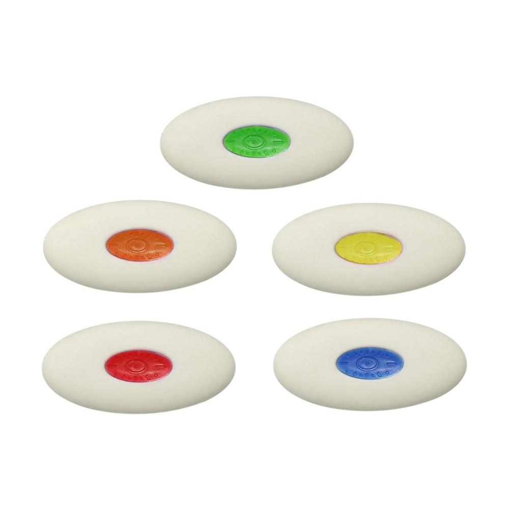 Набор ластиков, 5 шт., в ассортименте