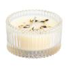 Ароматическая свеча в подсвечнике, With Love, в ассортименте