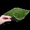 "Настил ""газон искусственный"", 25х25см"