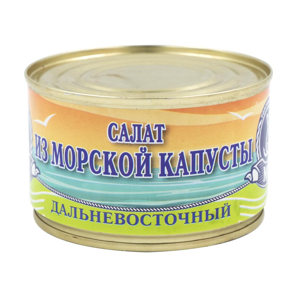 """Салат из морской капусты """"Дальневосточный"""", 220 г"""