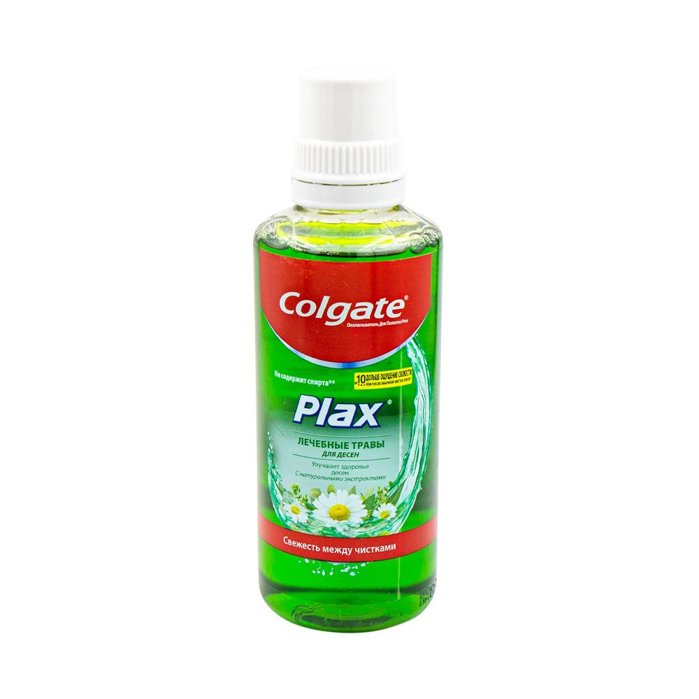 Ополаскиватель для полости рта, Colgate Plax, 400 мл