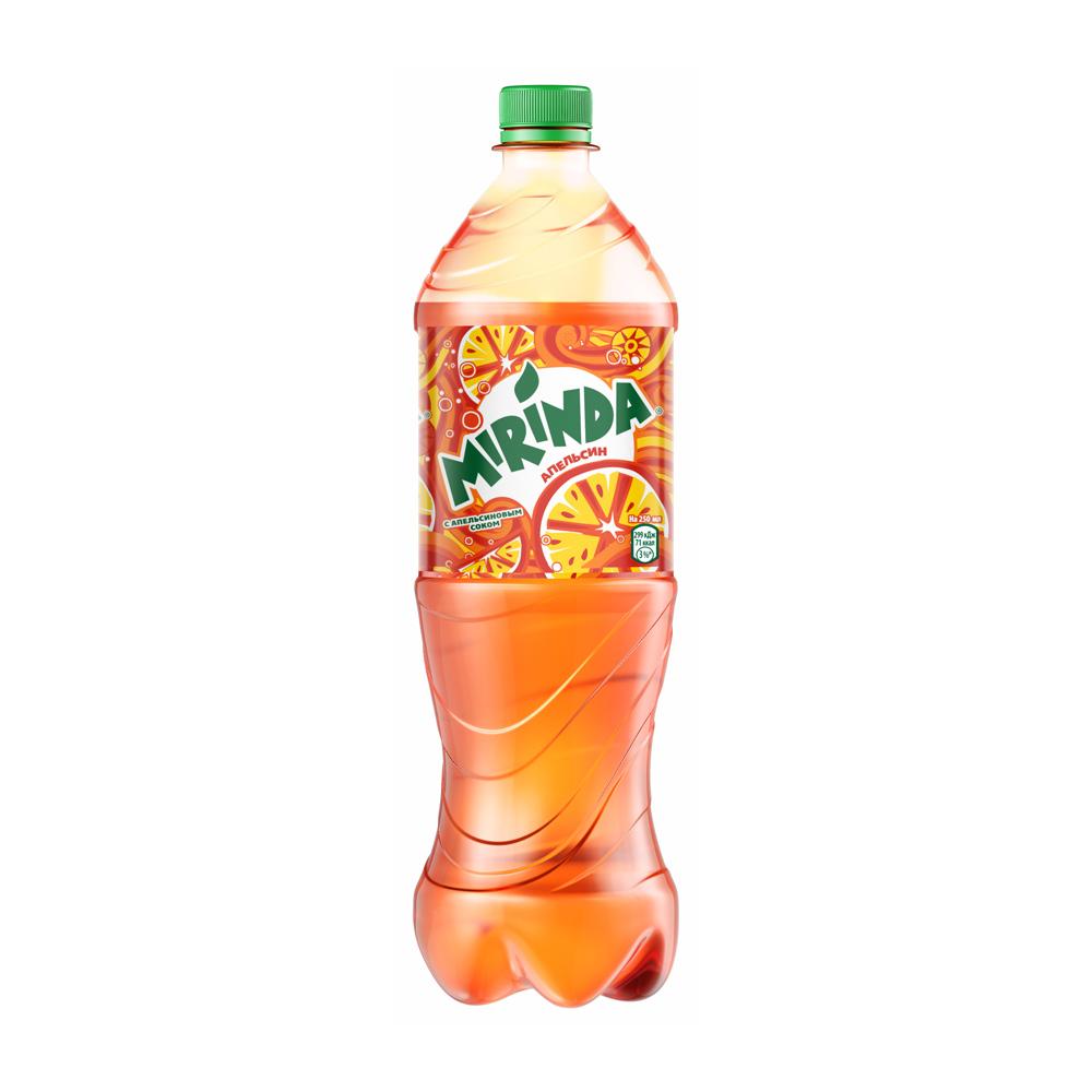 Напиток сильногазированный, Mirinda, 1 л, в ассортименте