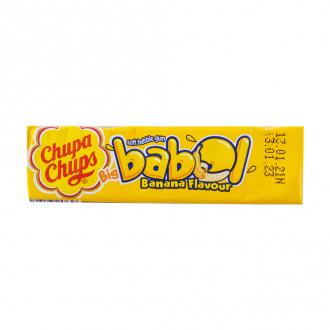 "Жевательная резинка ""Babool"", Chupa Chups, 21 г, в ассортименте"