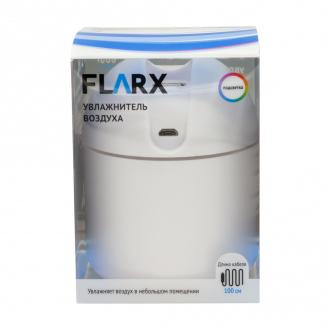 Увлажнитель воздуха с подсветкой с кабелем USB, Flarx, в ассортименте