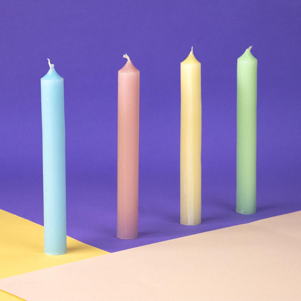 Свеча, в ассортименте