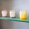 Ароматическая свеча в стакане, в ассортименте