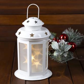 Декоративный LED светильник на батарейках, в ассортименте