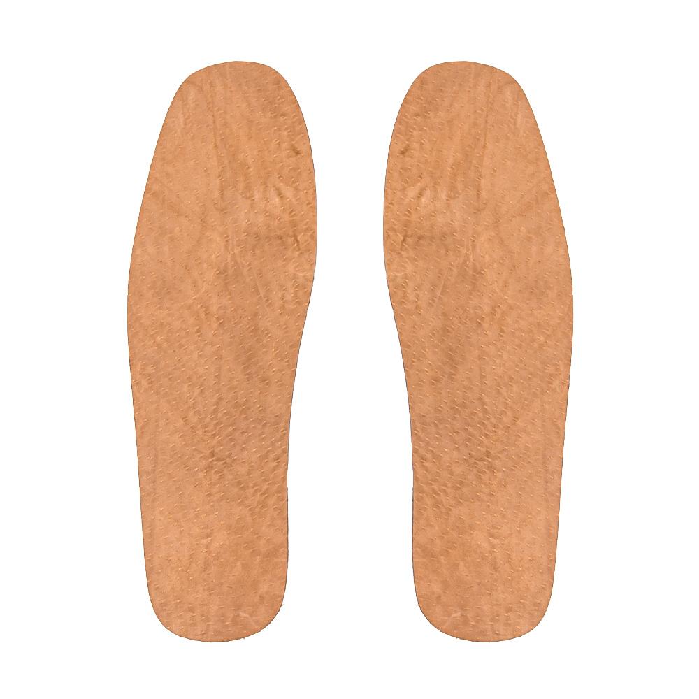 Стельки кожаные, Happy Foot, 1 пара