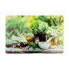 Galda salvete Herbs 435X285mm, sort