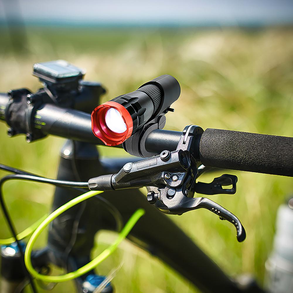 Велосипедный передний фонарь, Top Race, в ассортименте