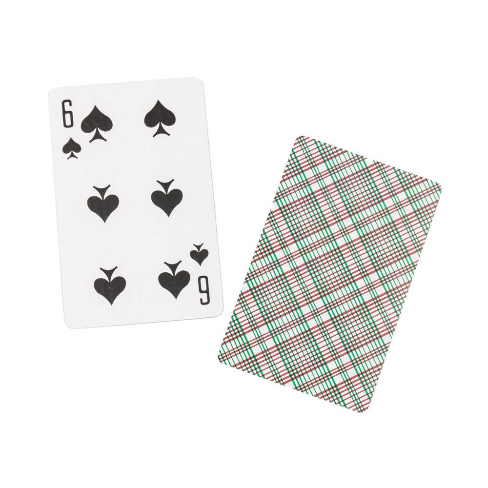 Карты игральные с пластиковым покрытием, 36 карт