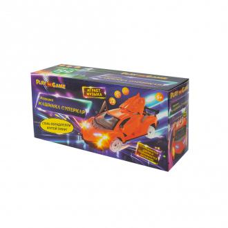 Игрушка «Машинка Super-r-r Car»