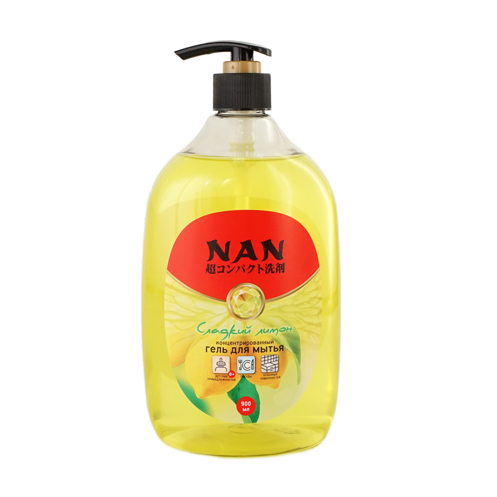 Средство для мытья посуды, NAN, 900 мл