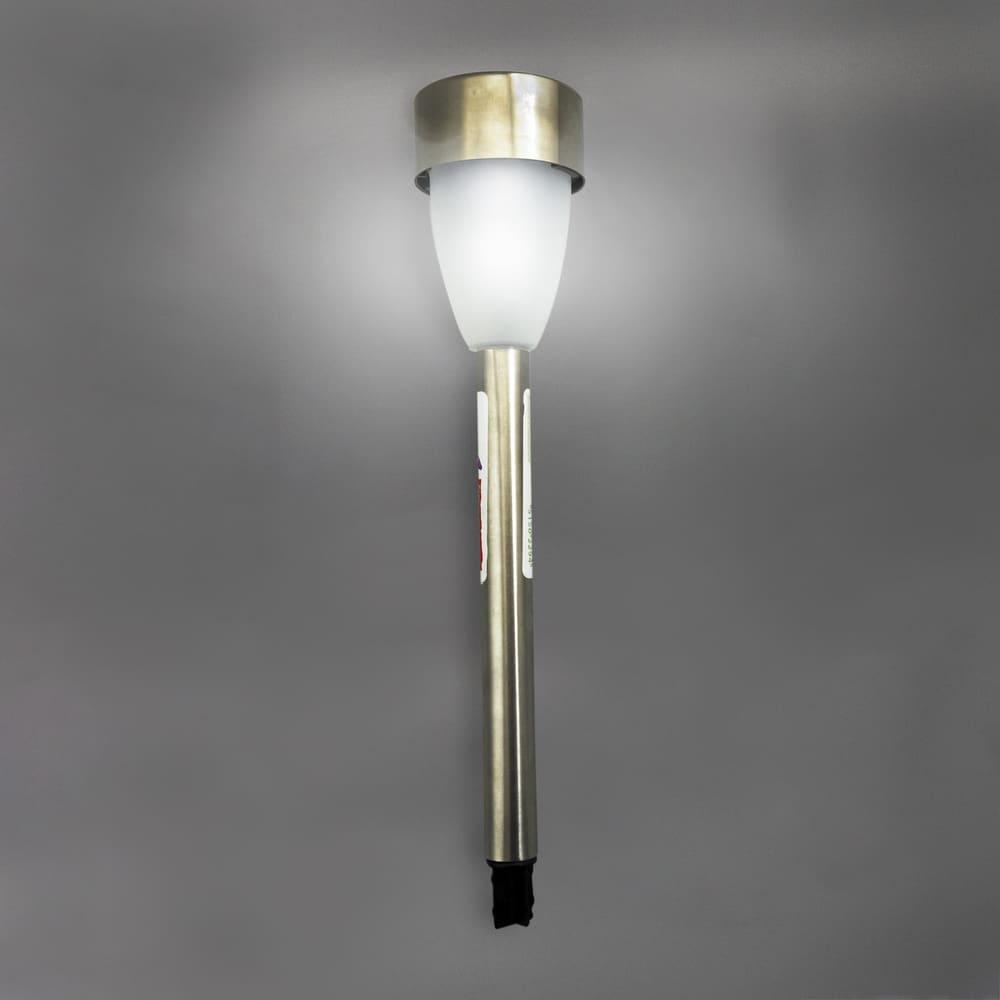 Светильник садовый на солнечных батарейках, Greenart, 36 см