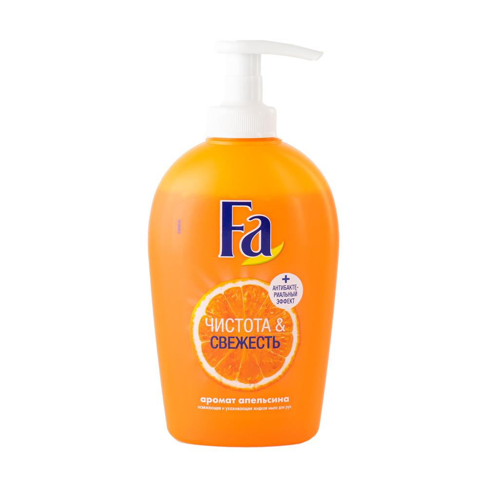 Жидкое мыло для рук, Fa, 250 мл, в ассортименте