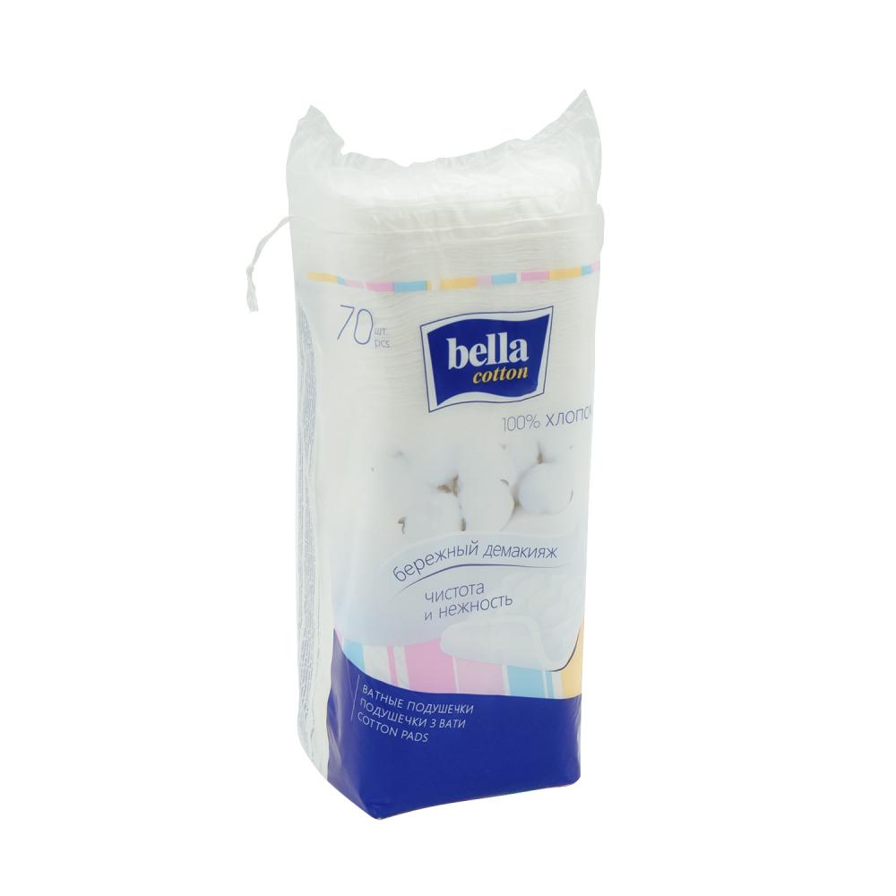 Ватные подушечки, Bella Cotton, 70 шт