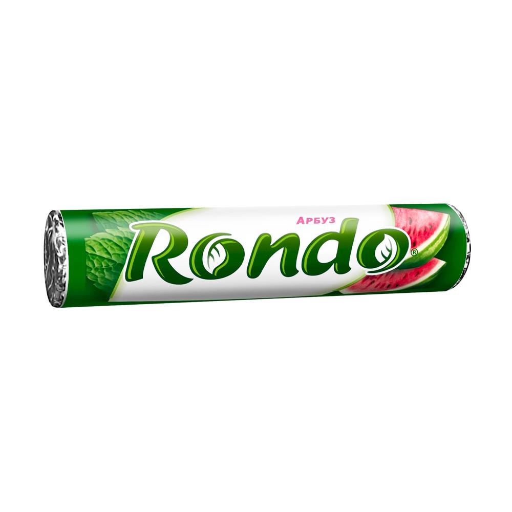 """Конфеты-драже, Rondo """"Арбуз"""", 30 г"""