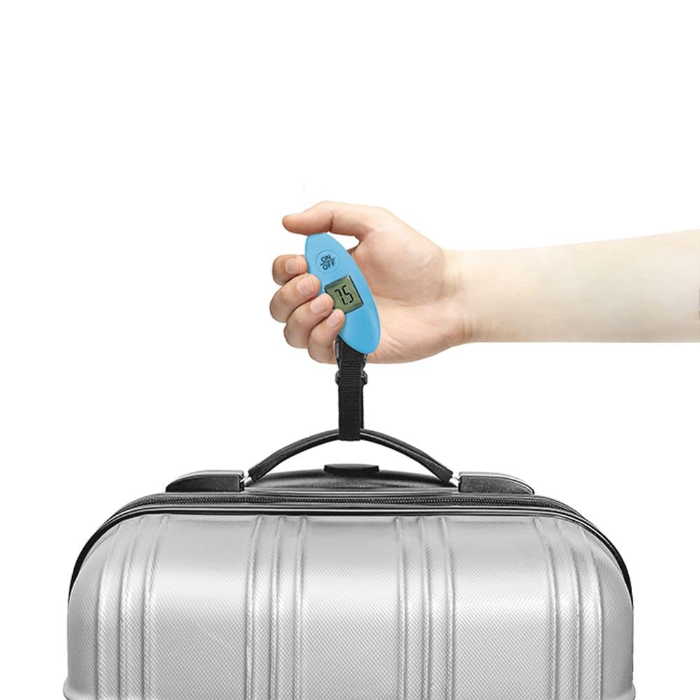 Электронный безмен для багажа