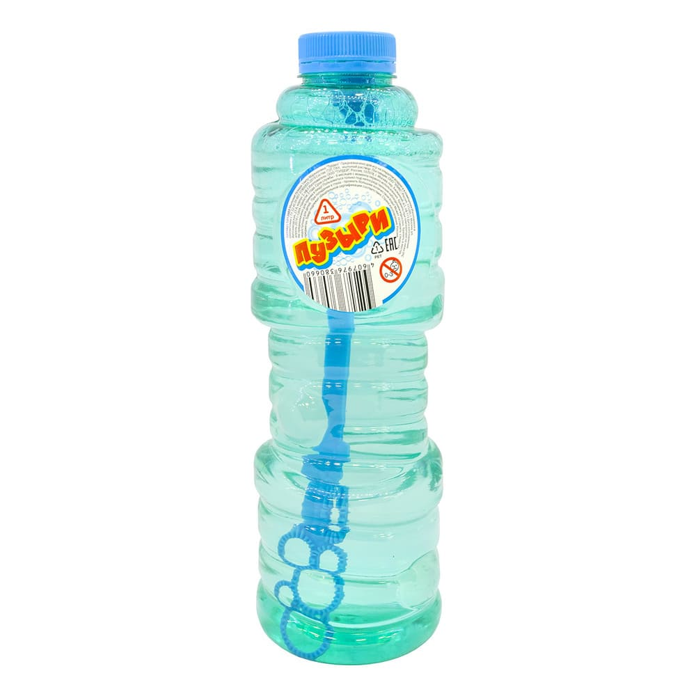 Мыльные пузыри, 1 л