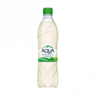 Напиток среднегазированный, Aqua Minerale, с соком, 0,5 л., в ассортименте