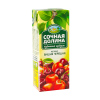 Напиток сокосодержащий, Сочная долина, яблоко/вишня/черешня, 0,2 л