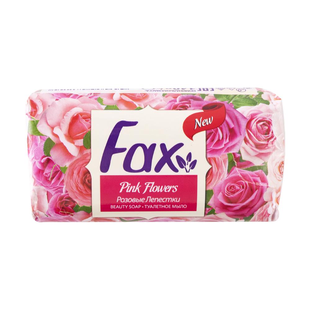 Туалетное мыло, Fax, 140 г, в ассортименте
