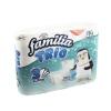 Туалетная бумага, Familia, Trio, 3 слоя, 12 рулонов