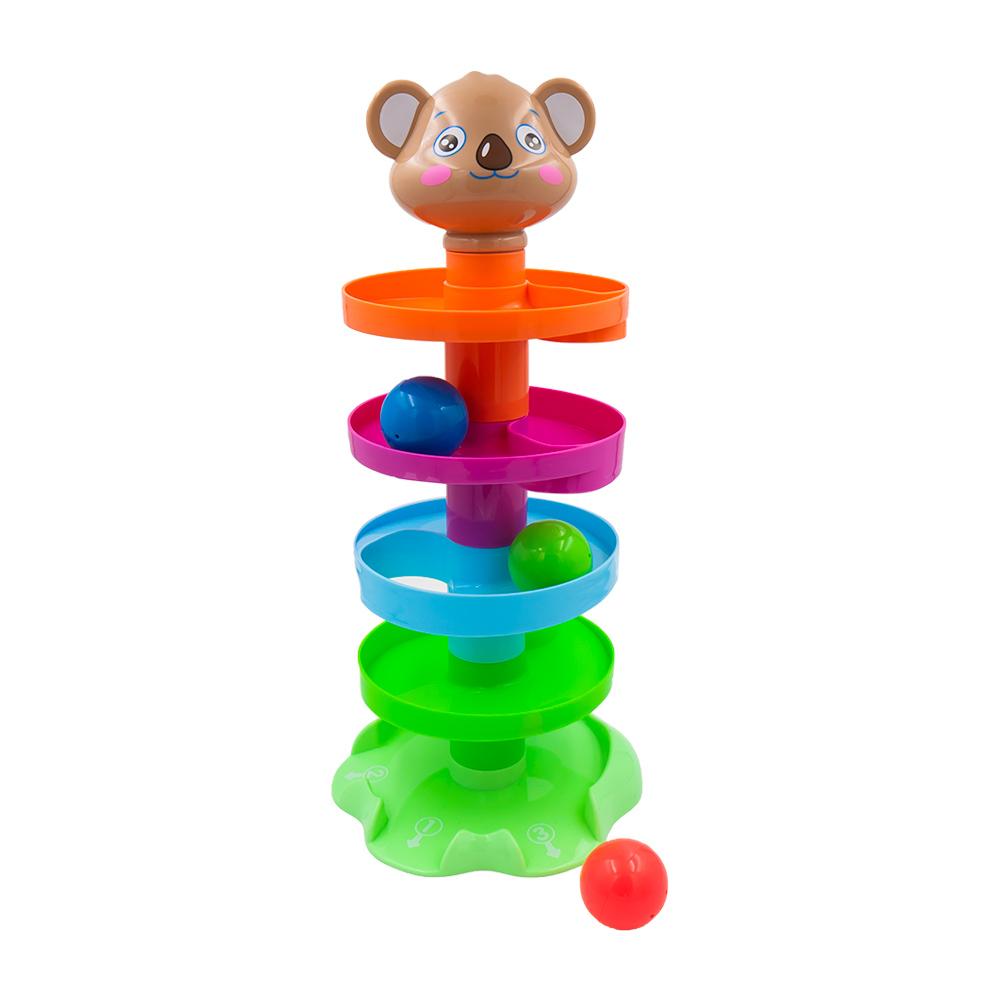"Игрушка ""Башня-лабиринт с шариками"", Play the Game, в ассортименте"
