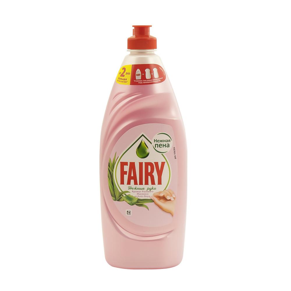 Средство для мытья посуды, Fairy, 650 мл, в ассортименте