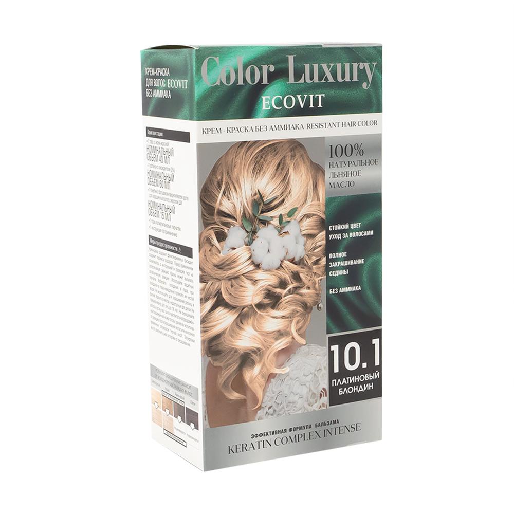 Крем-краска для волос, ECOVIT, в ассортименте