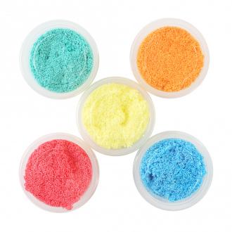 Шариковый пластилин, набор цветов, ДобрБобр, в ассортименте