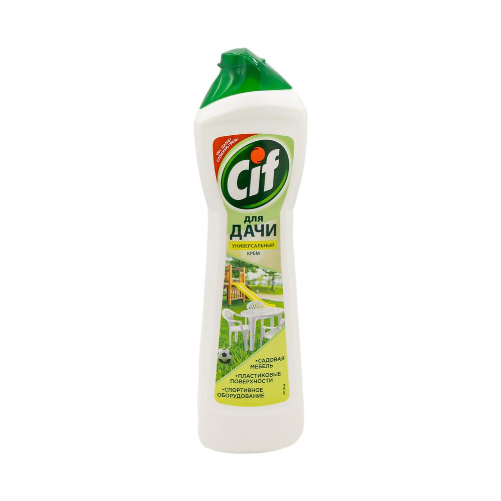 Крем чистящий, CIF, универсальный для дачи и дома, 450 мл