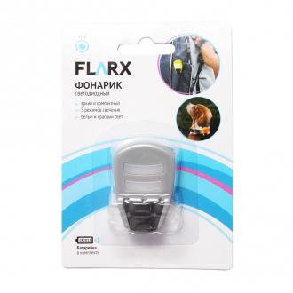 Фонарик светодиодный, Flarx, в ассортименте