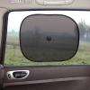 Экраны солнцезащитные, Top Race, 2 шт., 44х35,5 см