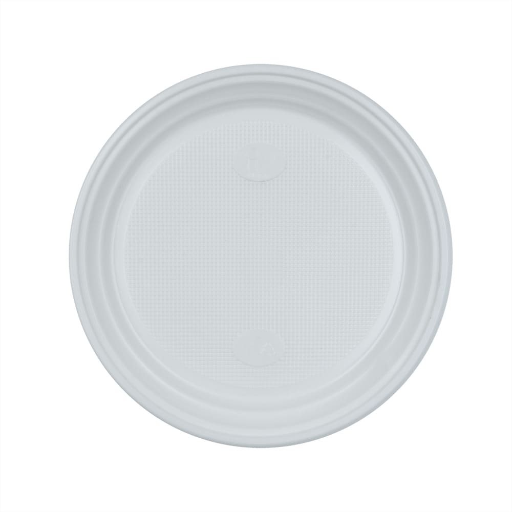 Пластиковые тарелки, 12 шт.