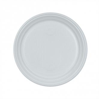 Пластиковые тарелки, 12 шт., ЛК: 5321141: купить в Москве и РФ, цена, фото, характеристики