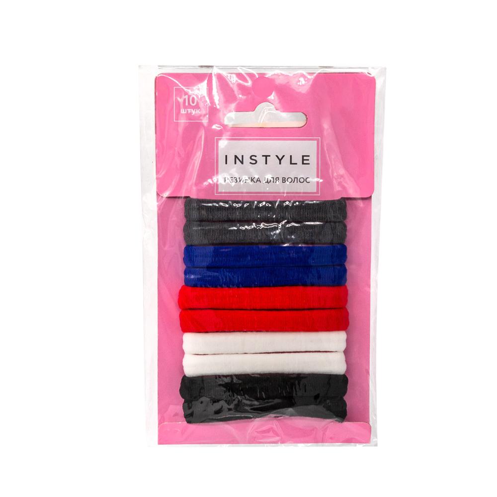 Резинка для волос, InStyle, 10 шт.