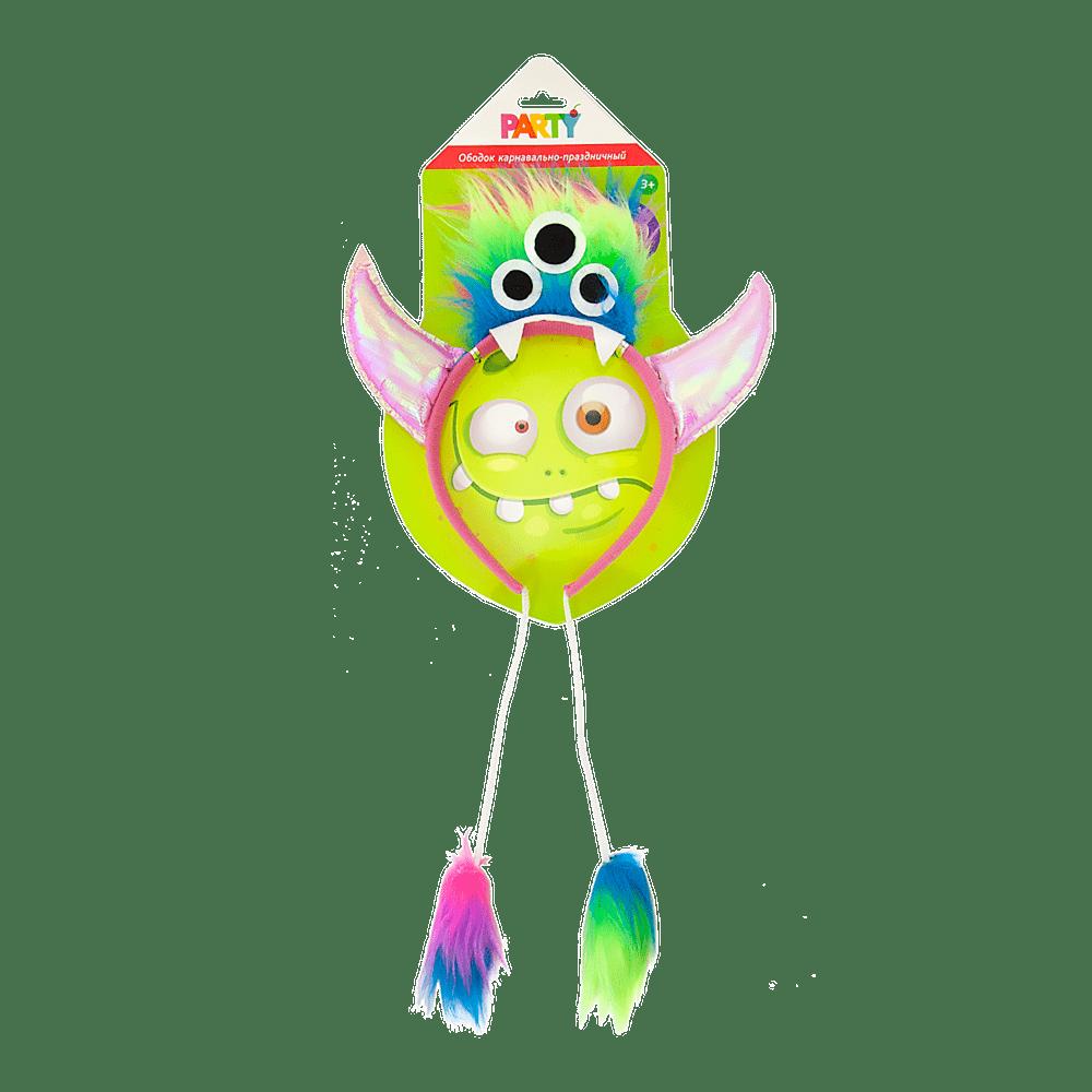 Ободок карнавально-праздничный