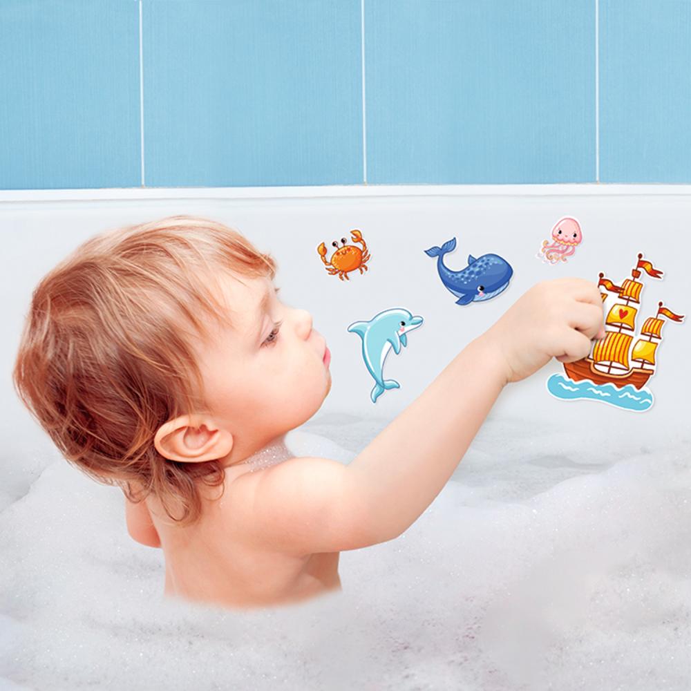 """Игровой набор """"Веселые стикеры для ванной"""", Play the Game, в ассортименте"""