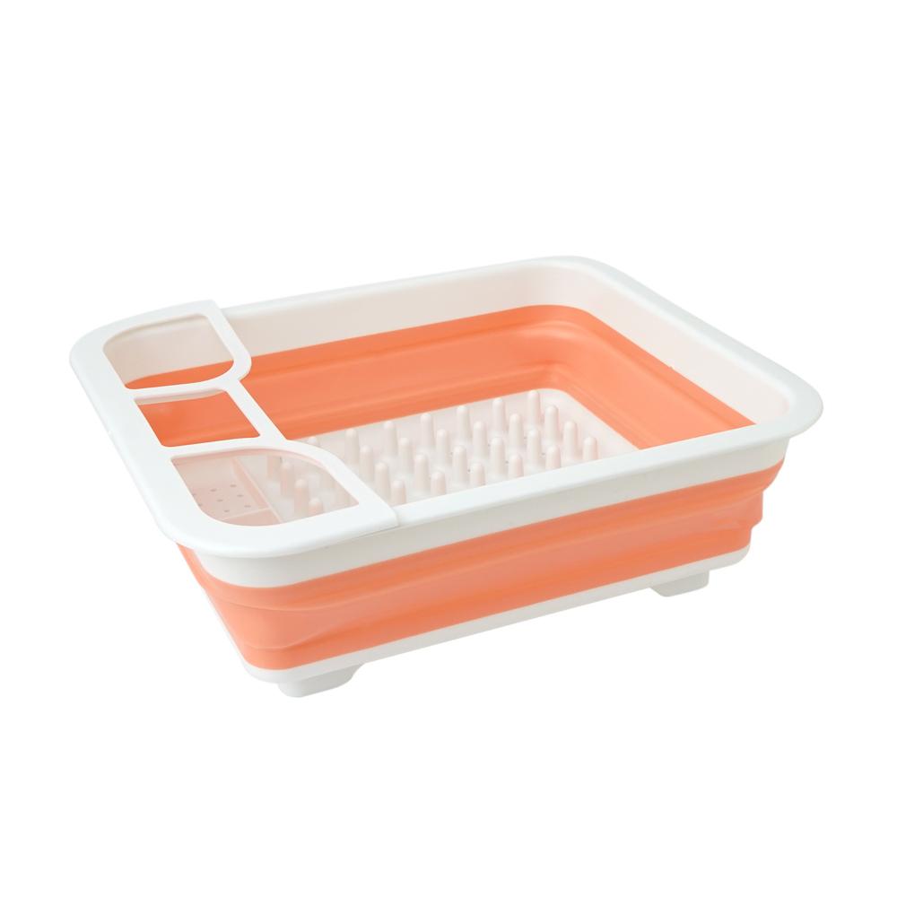 """Сушилка для посуды складная """"Compact"""", O'Kitchen, в ассортименте"""