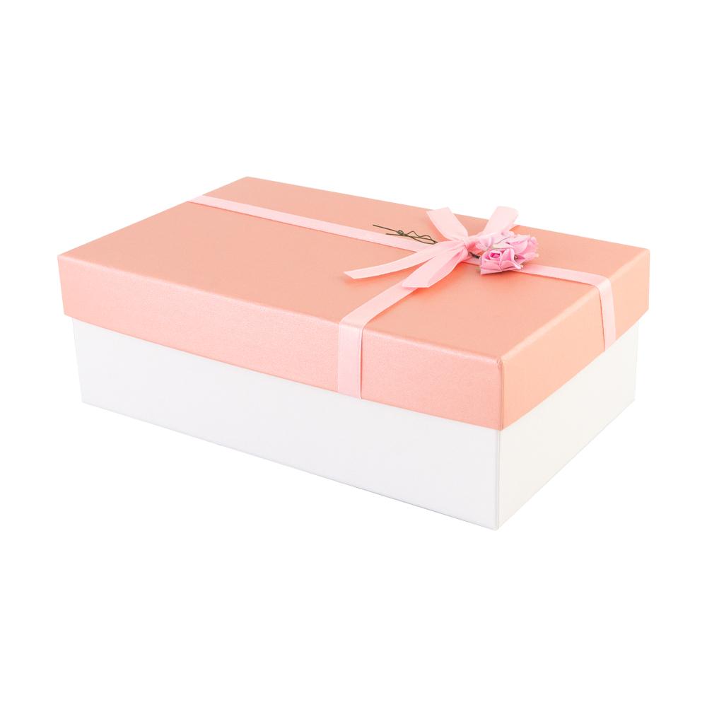 Коробка подарочная, With Love, в ассортименте