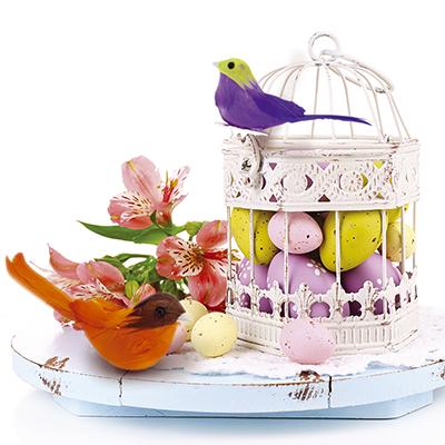 Декоративные птички, 2 шт
